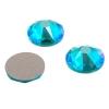 Swarovski Stones 2088 Xirius Roses SS30 Blue Zircon Shimmer 72pcs